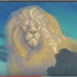 Animador digital faz homenagem ao leão Cecil
