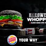 Burger King Apresenta Halloween Whopper