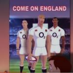 Animação digital na copa do mundo de Rugby