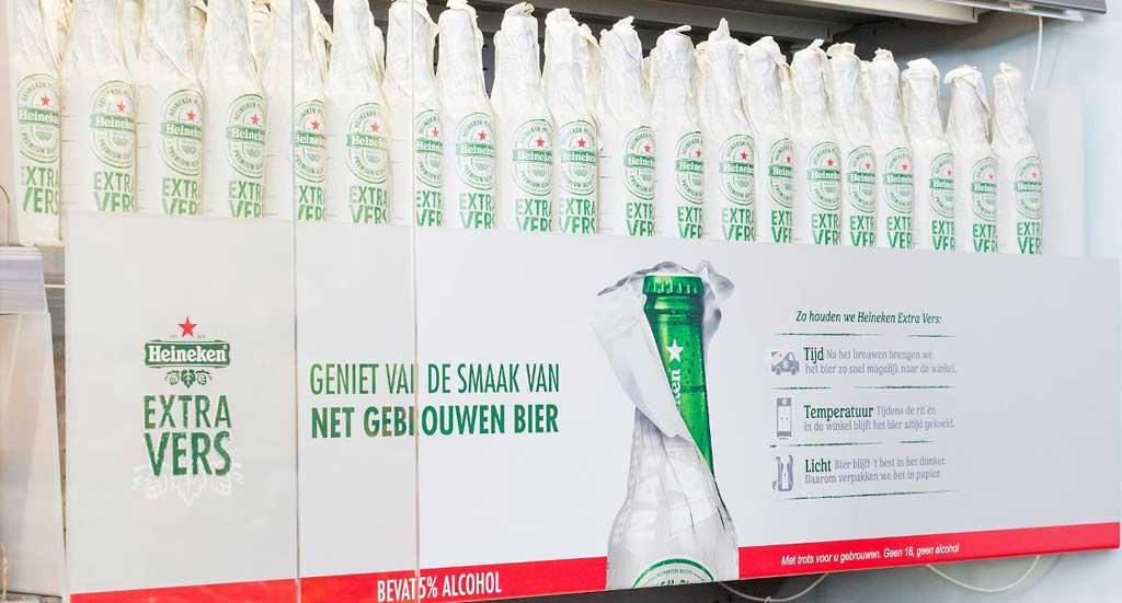 ação marketing Heineken