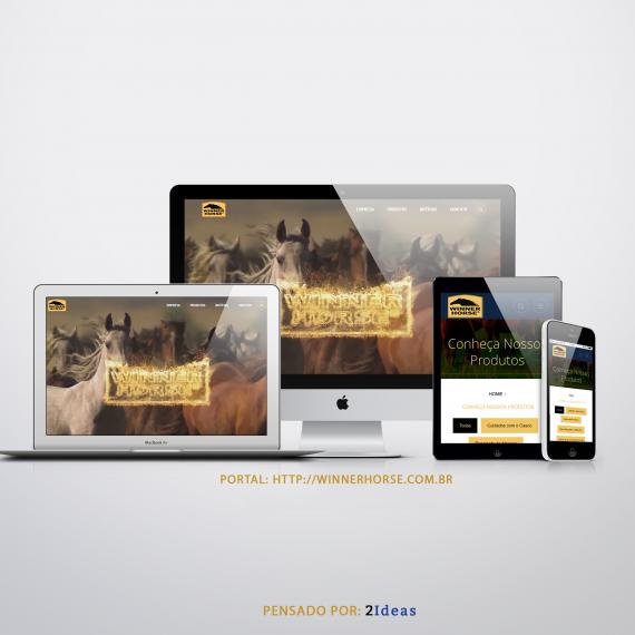 web plataforma Winner Horse