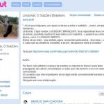 Preservando uma pequena história do Orkut