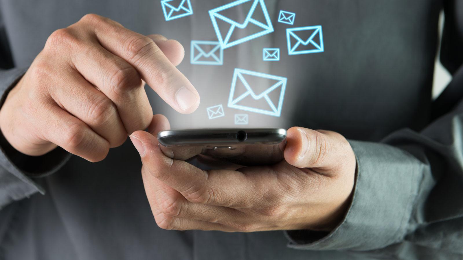 A sabedoria ao usar seu e-mail