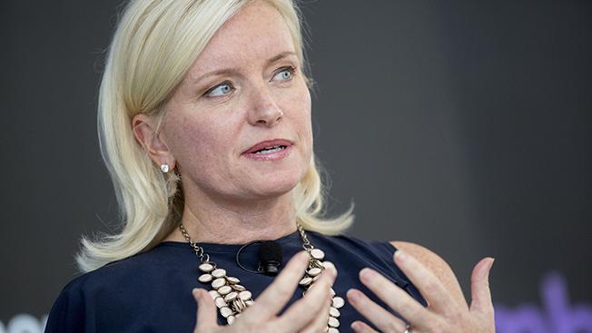 Carolyn Everson vice-presidente de marketing global