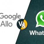 Com a nova versão web do Google Allo, será que o Whatsapp ganhou um concorrente de peso?