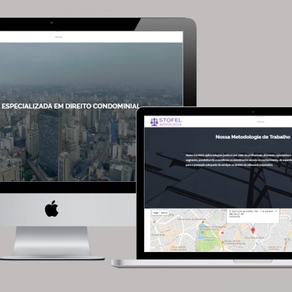 Desenvolvimento Site